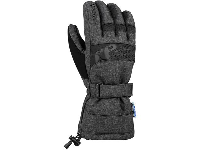 Reusch Connor R-TEX XT Gloves black/black melange